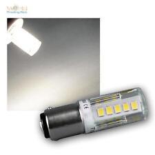 230V 2,5W BA15d LED Lámpara de reemplazo para Máquina de coser Refrigerador