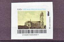 Moderne Privatpost Biber 800 J. Magdeburger Dom