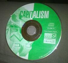 CAPITALISM sur PC en version française intégrale - disque seul