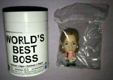 """The Office World/'s Best Boss 2.5/"""" Mini Figures Stanley Hudson Series 1 Phatmojo"""