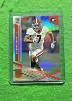 D'ANDRE SWIFT PRIZM SILVER ROOKIE CARD LIONS 2020 CHRONICLES DRAFT PICKS ELITE