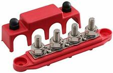 Fastronix 38 4 Stud Power Distribution Block With Cover