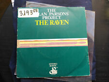 SINGLE THE ALAN PARSONS PROJECT - THE RAVEN - 20TH CENTURY SPAIN 1977 VG+