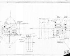 Vought F4U F4U-1 Corsair 1940's Factory Blueprints WW2 Aircraft RARE ARCHIVE