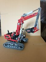 Lego 8294 Technic Digger Excavator Complete With Instructions And Box