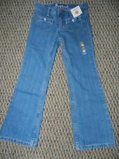 NWT Gymboree Jeans Shop Light Wash Bow Pocket Basic Jeans Sz 7