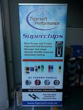 ROLL UP / RETRACTABLE BANNER STAND PULL UP BANNER
