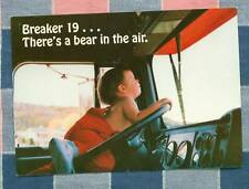 50 Postcards Little Lee Comic Trucking Breaker 19 There's A Bear in the Air