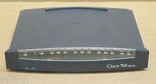 Cisco 760 Series 765M 760 Series Access Router