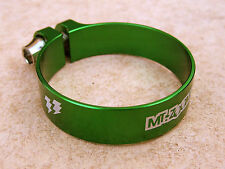 MT ZOOM Ultralight 34.9 mm GREEN Seat Post Clamp 6g! (34.9mm)
