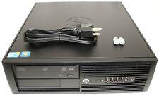 HP Compaq Pro 4000 SFF Core 2 DUO E7500 2.93GHz, Warranty, No RAM, No HDD, No OS