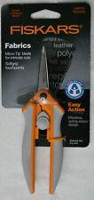 Fiskars Easy Action Micro-tip Snips Scissors 5 Inch - 9050