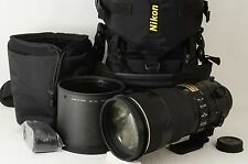 Nikon 300mm f/2.8G IF-ED AF-S VR Nikkor Lens  [Excellent] from Japan (333-K78)