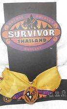 NEW Survivor Thailand Buff Season 5 *RARE* Yellow Tribe Chuay Jai Merged