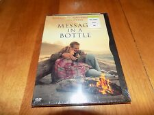 MESSAGE IN A BOTTLE Kevin Costner Paul Newman Robin Wright DVD SEALED NEW