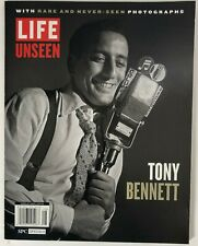 Tony Bennett Life Unseen Magazine  Bio Articles Rare Photos 2015