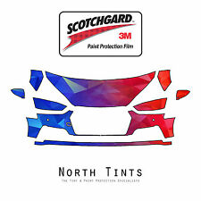 Audi S5 & A5 S-Line 2018-2019 PreCut 3M Scotchgard Paint Protection Clear Bra