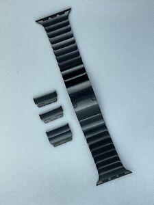 Apple Watch Genuine 38mm/40mm Space Black Link Bracelet
