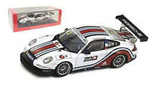 Spark SA042 Porsche Carrera Cup Asia 2nd Macau 2013 - Sébastien Loeb 1/43 Scale