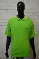 RALPH LAUREN Polo Uomo Taglia Forte Shirt Camicia Maglia Manica Corta Size Big