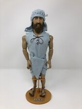 Talking Simon Peter Messengers of Faith Bible Figure Doll With Cards In Box