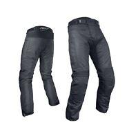 RST 2962 Blade Sport II Ladies Motorcycle Bike Textile Jeans Trousers - Black