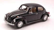 Volkswagen VW Beetle 1968 Black 1:24 Model 1624 WELLY