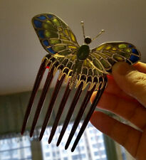 Vogue TITANIC Rose's Beautiful Butterfly Comb Hairpin Hair
