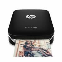 HP Sprocket Z3Z91A#630 - Portable Photo Printer, Print Social Media Photos
