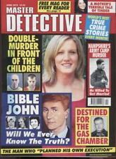 Master Detective April 2018 Crime Magazine