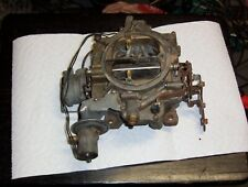 1957 57 Cadillac Rochester 4 BBL Carb Carburetor with A/C Air Conditioning