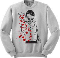 Salt Bae Funny Extra Love Unisex Sweatshirt Meme T-shirt Salt Bae Chef Sweater