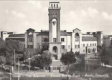 * ROMA - Tor Sapienza - Piazza C.De Cupis - Scuola Comunale