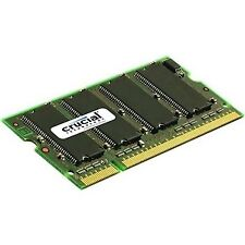 Memoria (RAM) de ordenador Velocidad del bus del sistema PC2700 (DDR-333) sin anuncio de conjunto 1 módulos