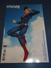 Future State Superman of Metropolis #1 variant Nm Gem