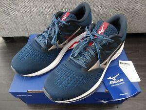 MIZUNO : Wave Inspire 17 :  Running / Jogging Trainers  **Mens Size 11.5 / Ink**