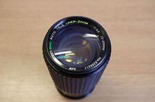 Ozunon 75 - 200mm Zoom lens Pentax K mount