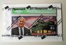 Telefonkarte BT Phonecard 5 units  Motiv Weizäcker + Brandenburger Tor OVP