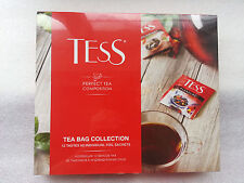 Tess Tea Collection Gift Box 12 of flavors x 60 bags