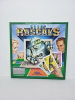Robot Rascals - Electronic Arts - 1987 PC Game - Complete in Big Box - RARE