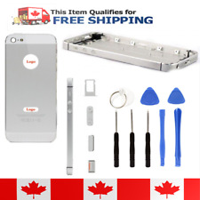 iPhone 5 5G White Back Housing Battery Door Cover