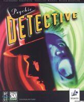 PSYCHIC DETECTIVE +1Click 32/64 Windows 10 8 7 Vista XP Install