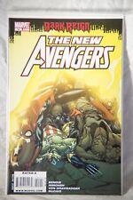 The New Avengers Marvel Comic Issue #55 - Dark Reign