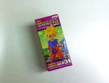Banpresto DragonBall Z WCF DWC World Collectable Vol 4 Figure Super Saiyan Gokou