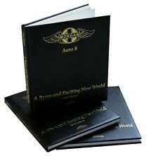 Morgan Aero 8. A brave and exciting new world - Leather Bound Edition