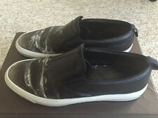 Gucci Leather Mens Distress Made In Italy(10G=11US) $450 Very Comfortable