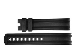 Omega Seamaster 20mm Black Rubber Strap 032CVZ010126