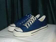 NOS Converse The Winner 70's Vintage Chuck Taylor 7.5M Blue Tennis Shoes Rare