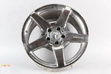 "Mercedes W209 CLK350 SLK350 SLK55 AMG 8.5 X R17 17"" Rear Wheel Rim Chrome OEM #3"