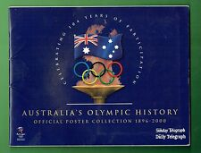 #T39.  2000 SYDNEY OLYMPIC TELEGRAPH NEWSPAPER POSTER COLLECTION